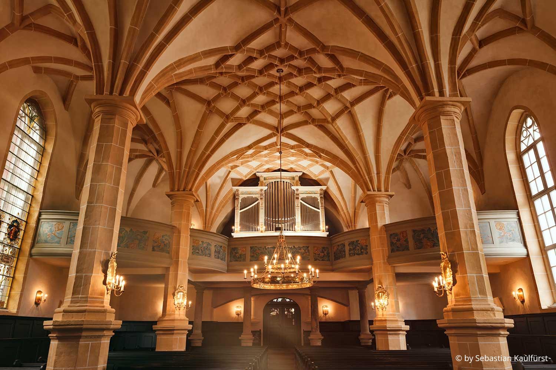 Kirche Lauenstein